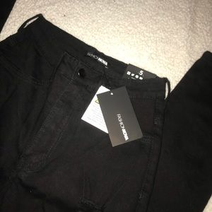 NWT Fashion nova hit the freeway jeans